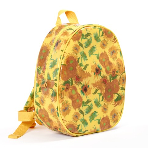 Van Gogh Backpack Sunflowers
