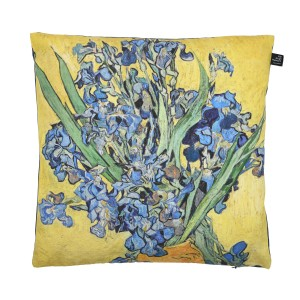 Van Gogh Cushion cover Irises