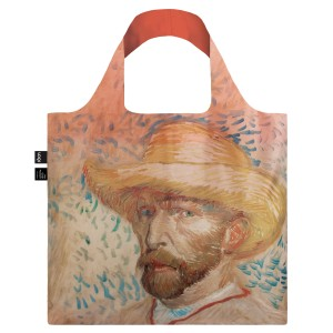 LOQI x Van Gogh Museum Self-Portrait bag