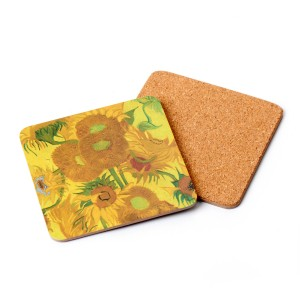 Coaster Sunflowers
