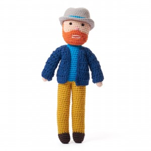 Van Gogh Vincent doll
