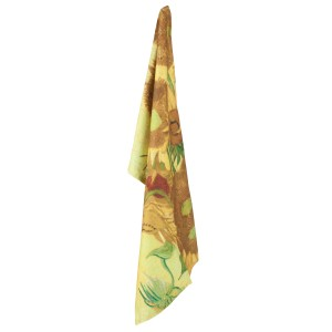 Van Gogh Tea towel Sunflower