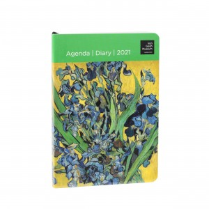 Van Gogh Pocket diary 2021