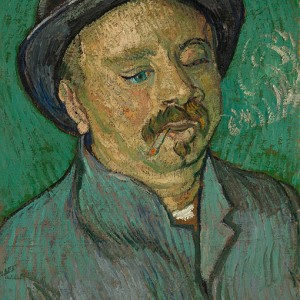 Van Gogh Giclée, Portrait of a One-Eyed Man