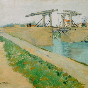 Van Gogh Giclée, The Langlois Bridge