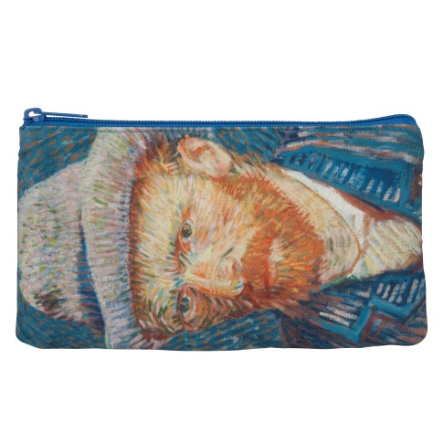 Van Gogh Pencil case Selfportrait