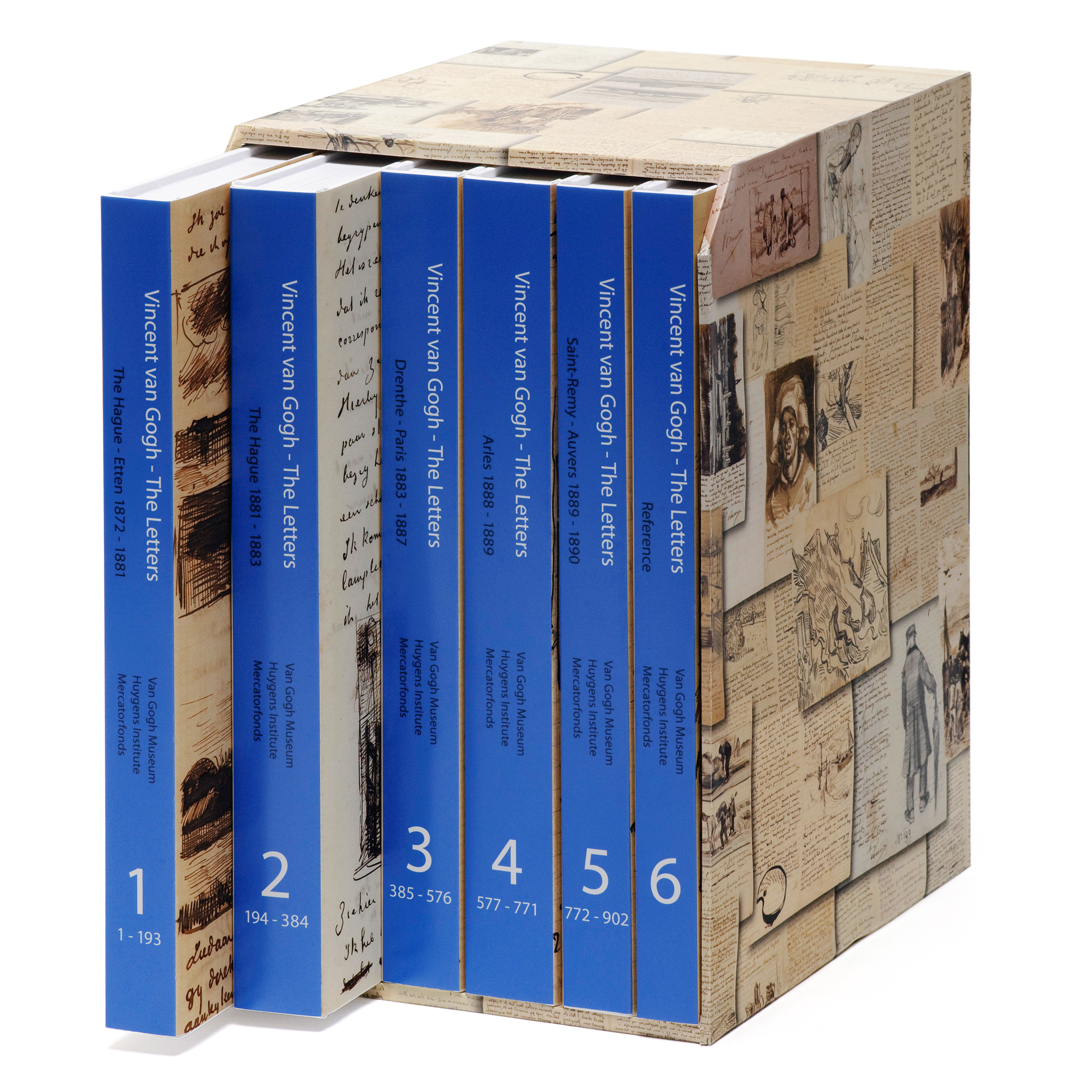 vincent van gogh the letters van gogh museum shop