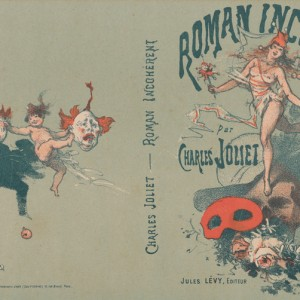 Cover for the book Roman incohérent by Charles Joliet