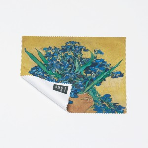 Van Gogh Lens cloth Irises