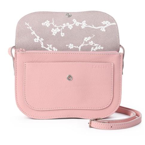 34fcc9926af33 Van Gogh Keecie® Leather bag Soft pink - Van Gogh Museum shop