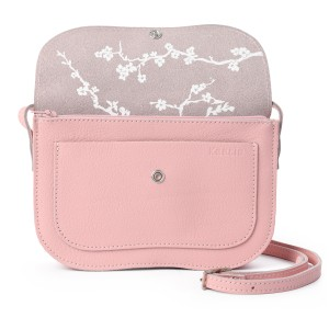 Van Gogh Keecie® Leather bag Soft pink