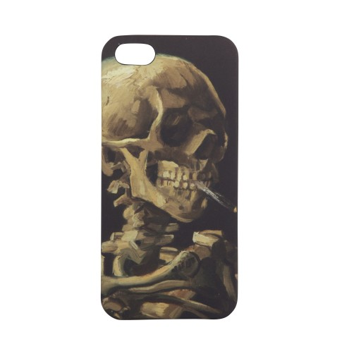 Van Gogh Phone case Skull