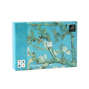 Van Gogh Playing cards Almond Blossom