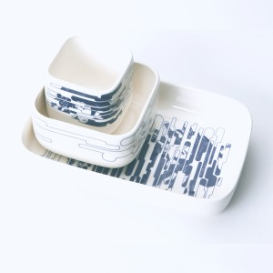 Van Gogh Edward van Vliet® ceramic set of bowls