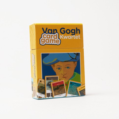 Van Gogh card game