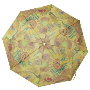 Van Gogh Umbrella Sunflower