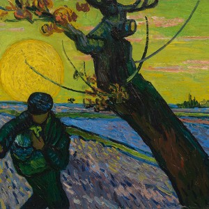 Van Gogh Giclée, The Sower