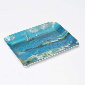 Van Gogh Serving tray Seascape