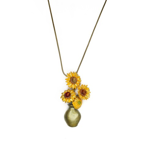 Van Gogh Michael Michaud® Pendant Sunflowers
