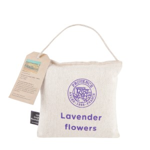 Van Gogh Bag lavender flowers
