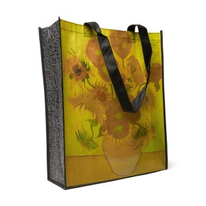 Van Gogh Shopper Sunflowers