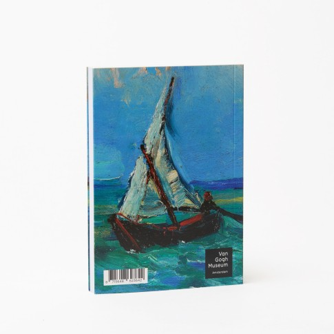 Van Gogh Notebook A6 Seascape