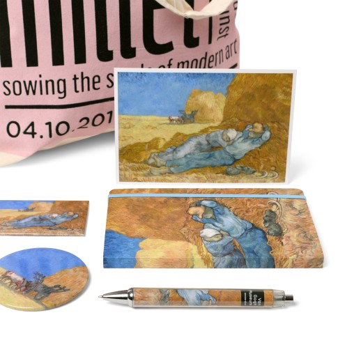 Gift set Van Gogh, The Siesta