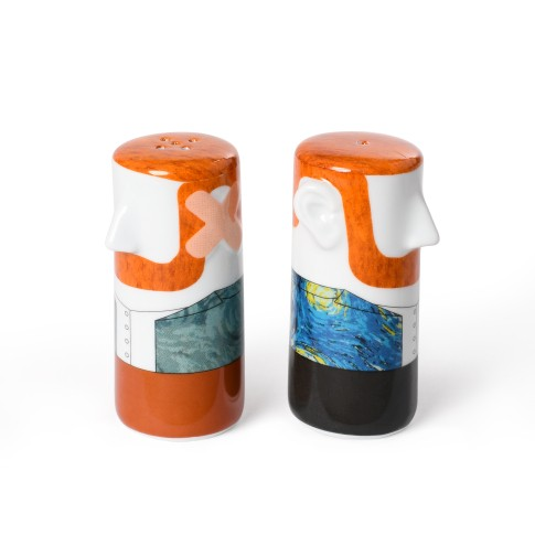 Salt & pepper set Artist Series Vincent van Gogh