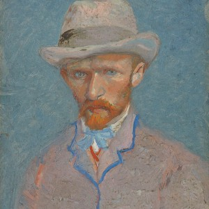 Van Gogh Giclée, Self-Portrait