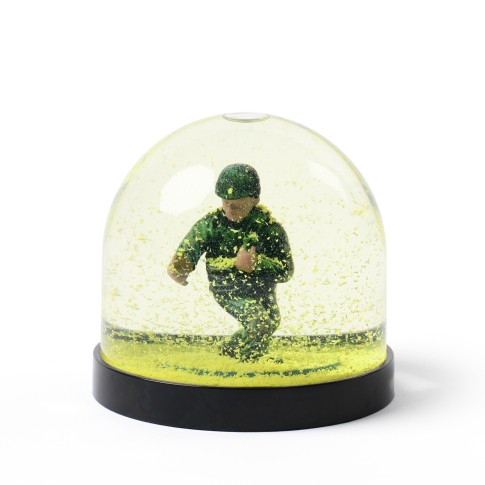 Van Gogh &Klevering® Snow globe The Sower