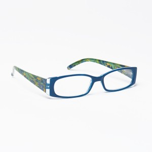 Van Gogh Reading Glasses Irises