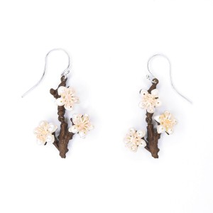 Van Gogh Michael Michaud® Drop earrings Almond Blossom