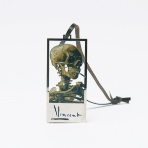 Van Gogh Bookmark Head of a Skeleton