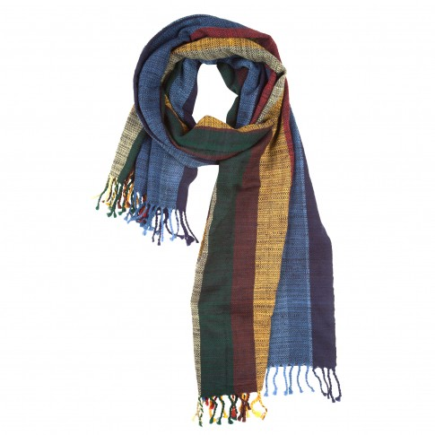 Van Gogh Scarf merino wool for men