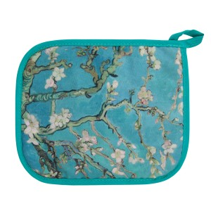 Van Gogh Pot holder Almond Blossom