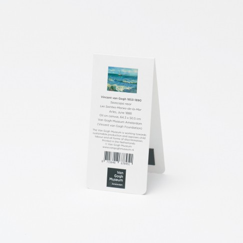 Van Gogh Bookmark Seascape