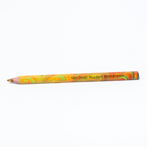 Van Gogh Rainbow pencil