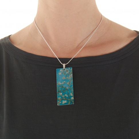 Van Gogh Necklace Almond Blossom