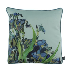 Van Gogh Cushion cover Irises 45 x 45