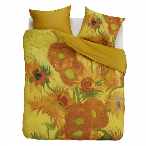 Duvet cover Sunflowers, Beddinghouse x Van Gogh Museum®