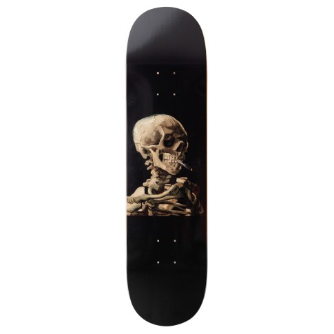 The Skateroom x Van Gogh Museum® Limited Edition, Head of a Skeleton with a Burning Cigarette