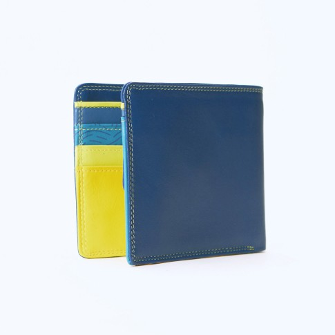 Van Gogh MyWalit® Leather Wallet with coin pocket Irises
