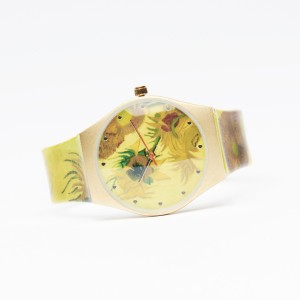 Van Gogh Watch Sunflowers