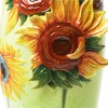Van Gogh Brian Wu Franz Collection® Vase porcelain Sunflowers