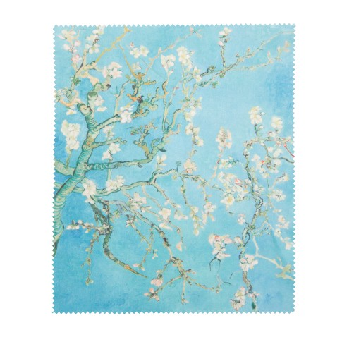 Van Gogh Lens cloth Almond blossom