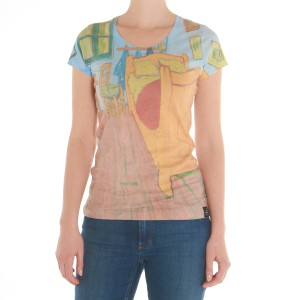 Van Gogh T-shirt The Bedroom