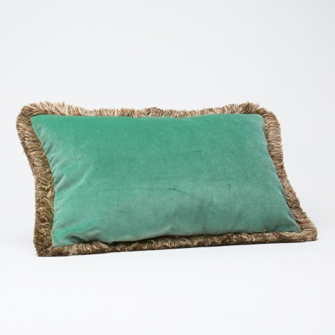 Van Gogh Cushion cover fringed Sprig