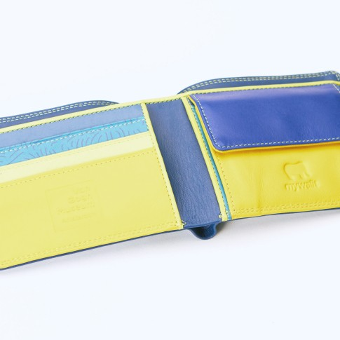 Van Gogh MyWalit® Leather Wallet with coin pocket Crows