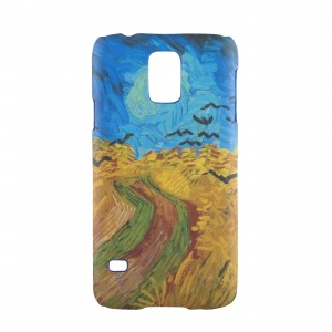 Van Gogh Phone case Wheatfield with Crows