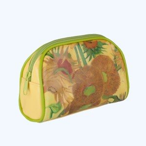Van Gogh Cosmetic bag Sunflowers